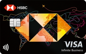 旅人卡VISA商務無限卡