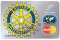國際扶輪白金認同卡MasterCard白金卡