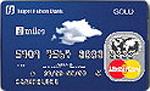 a miles航空卡MasterCard金卡