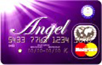 Angel天使公益認同卡MasterCard普卡
