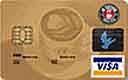 IS COFFEE晶片聯名信用卡VISA金卡