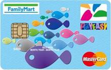 全家Fish悠遊聯名卡MasterCard普卡
