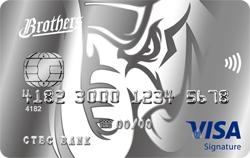 中信兄弟聯名卡VISA御璽卡