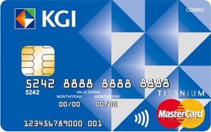 現金回饋悠遊鈦金Combo卡MasterCard鈦金卡