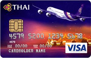 泰國航空聯名卡VISA普卡
