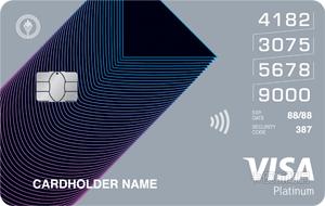 中油聯名卡VISA白金卡