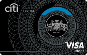 花旗銀行_CiTi Prestige_VISA無限卡