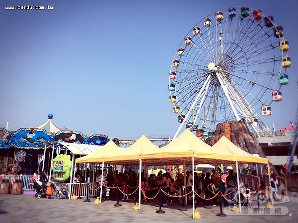 兒童新樂園針對端午連假,將提供6項免費DIY體驗活動,當天還有「立蛋」的應景活動(圖/台北捷運 提供)