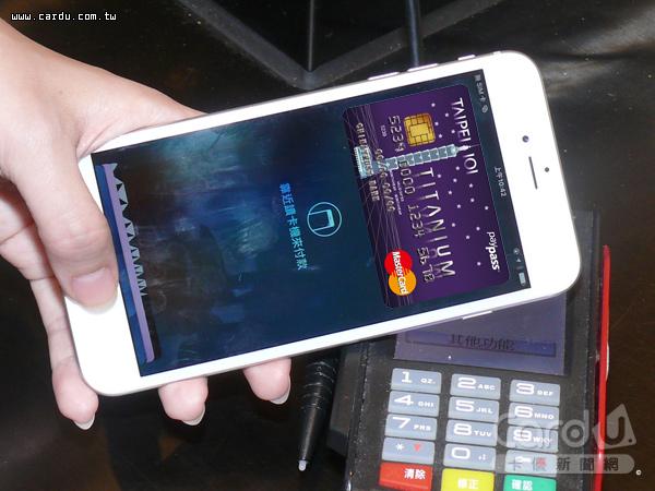 中國信託Apple Pay綁定信用卡量已經超過20萬張,目前則是將重心放在即將上線的Android Pay上(圖/卡優新聞網)