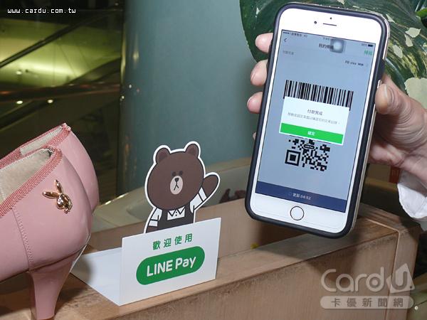 「LINE Pay」可與HAPPY GO、OPENPOINT、亞洲萬里通等業者轉換點數,成為正夯的消費模式(圖/卡優新聞網)