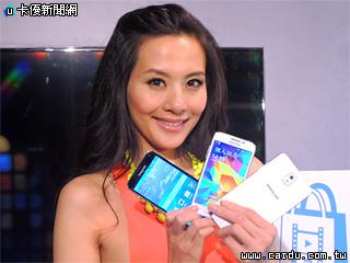 三星推出多款支援4G全頻段智慧型手機搶市(圖/卡優新聞網)
