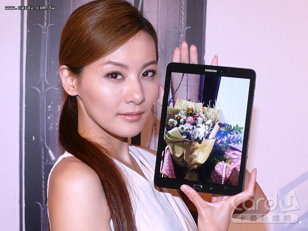 三星旗艦平板Galaxy Tab S3新上市,以鮮豔畫質、4組揚聲器與S Pen等3大特色搶攻平板電腦市場(圖/卡優新聞網)