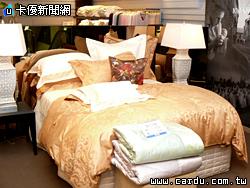 百貨公司知名寢具,商品標示竟不符法令規定(圖/卡優新聞網)