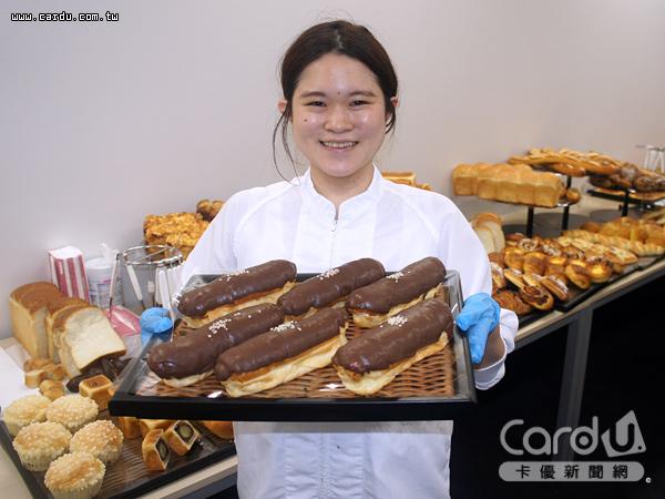 卡優新聞網前往日本探訪「阪急BAKERY」麵包廠,揭開與全聯雙方合作冷凍麵團的面紗(圖/卡優新聞網)
