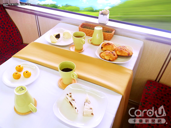 5/8起至6/30每週一至週五搭乘「環島之星觀光列車」就能享用米其林必比登推介美食(圖/易遊網 提供)